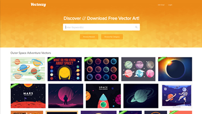 "Freepik vs Vecteezy: Vecteezy ""Discover & Download Free Vector Art!"""