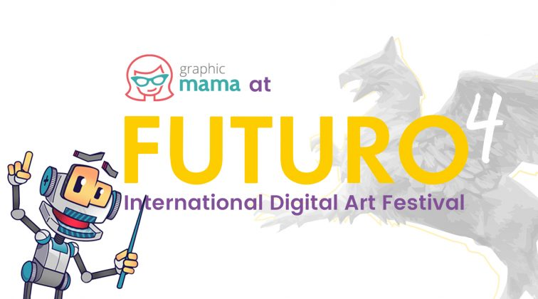 GraphicMama presents Character Animator Puppets at Futuro Festival