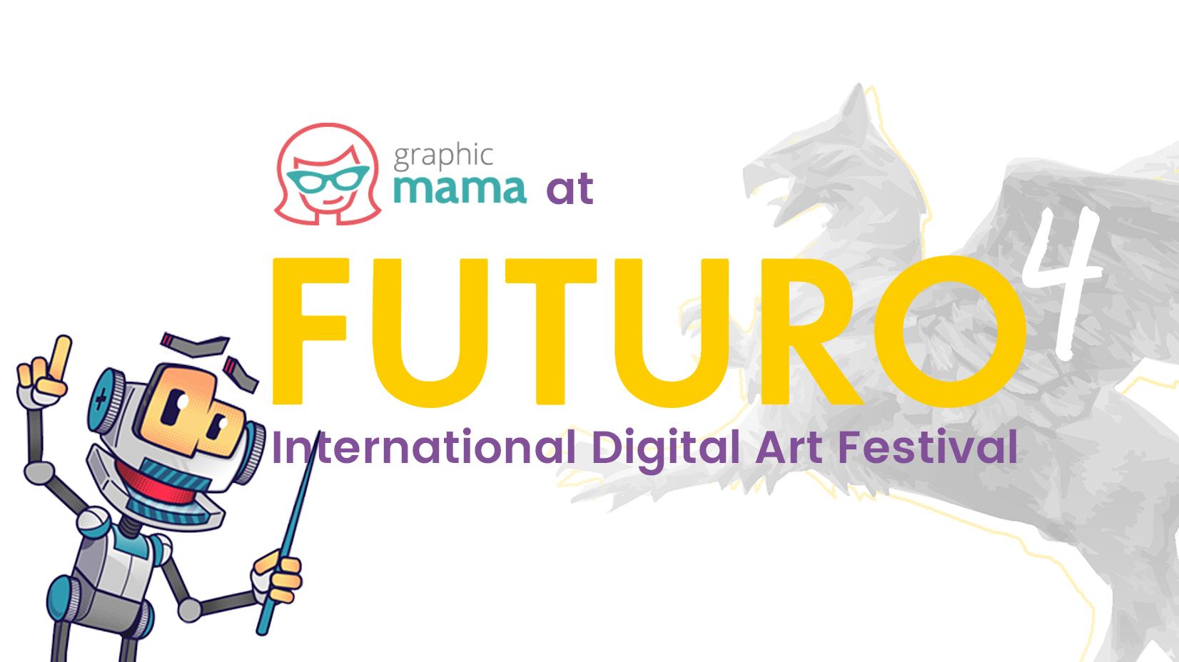 GraphicMama presents Character Animator Puppets at Futuro Festival