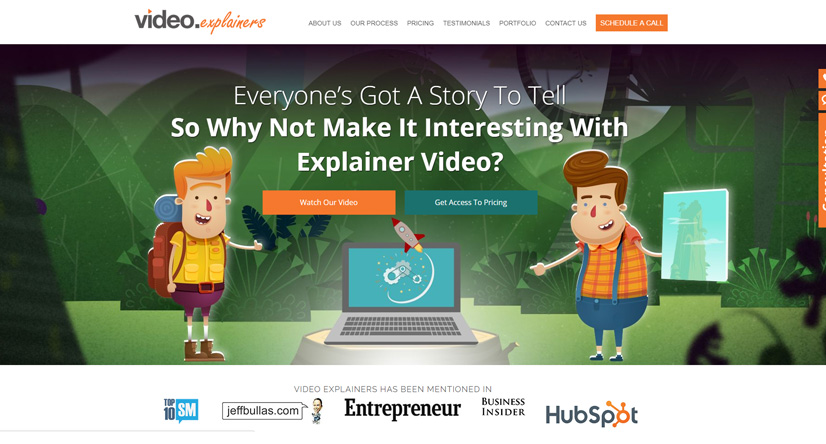 explainer video companies Video Explainers