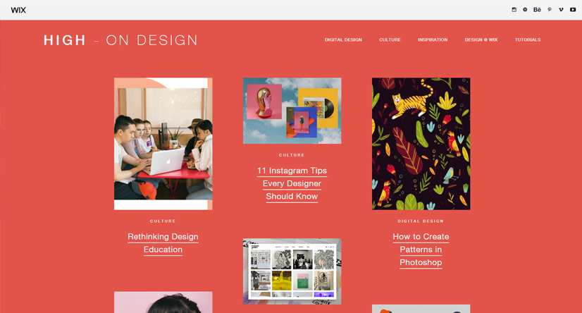 Design Blogs   High On Design