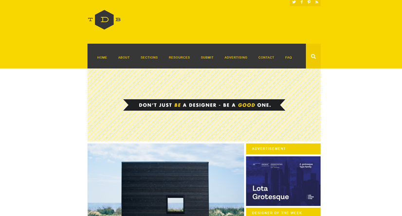 design blogs - the design blog