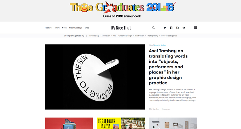 design blogs - its nice that