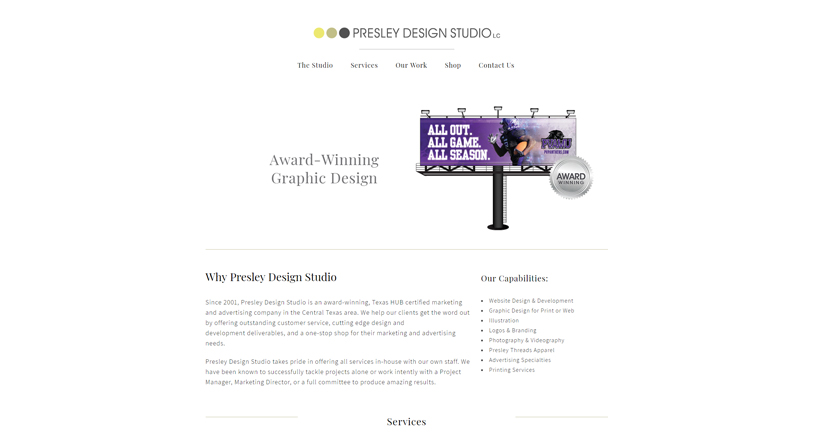 Presley Design Studio