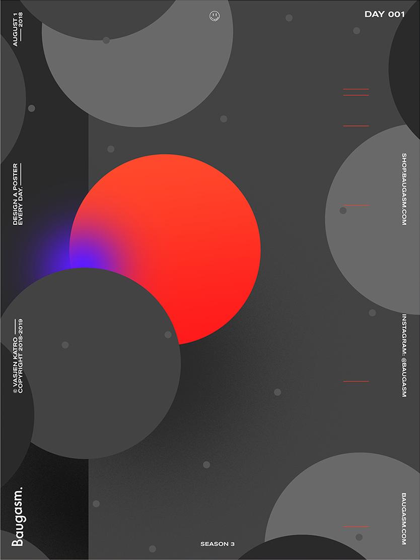 Top Graphic Design Trends 2019: Fresh Hot & Bold | GraphicMama