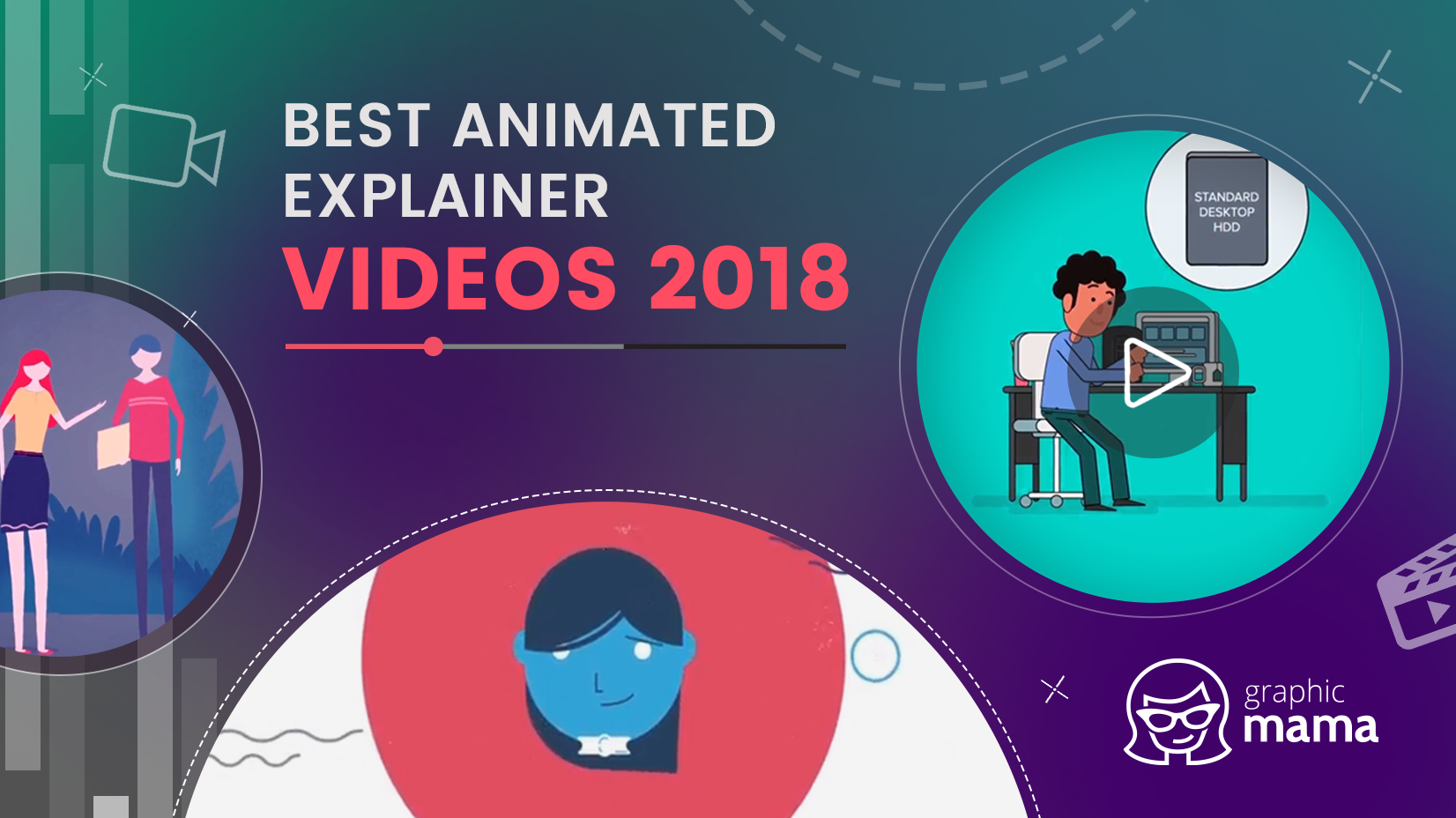 30 of The Best Animated Explainer Videos in 2018