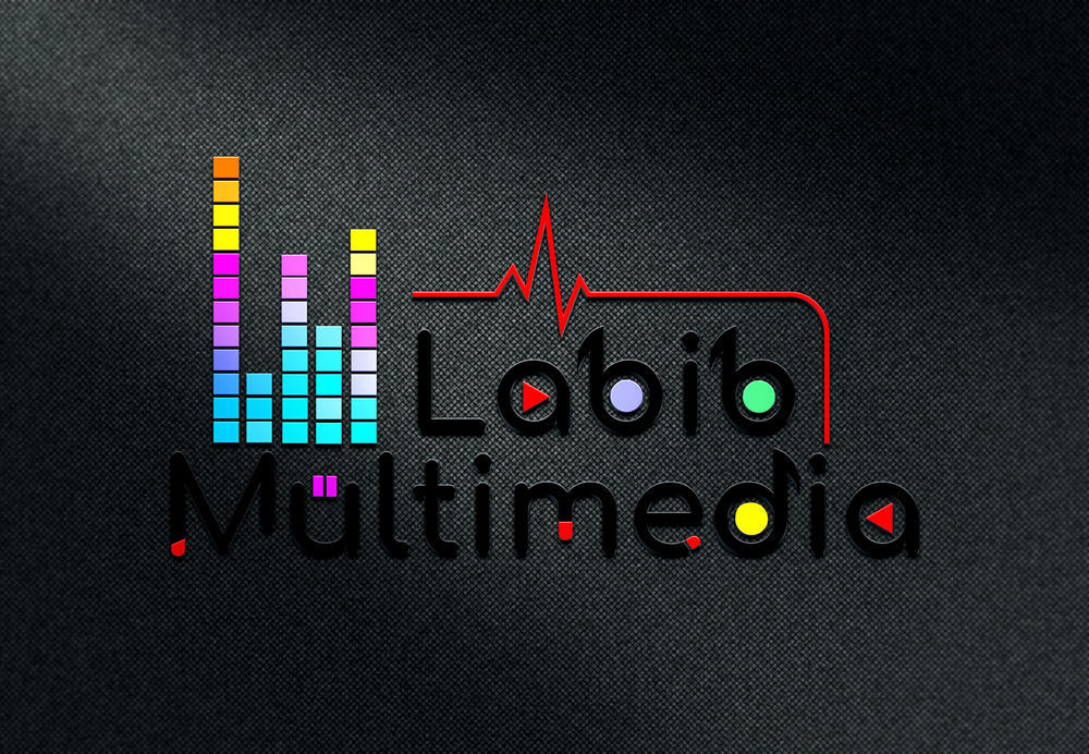 Labib Multimedia Logo
