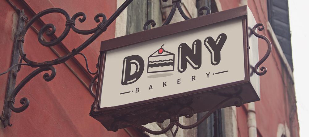 Logo Dany Bakery