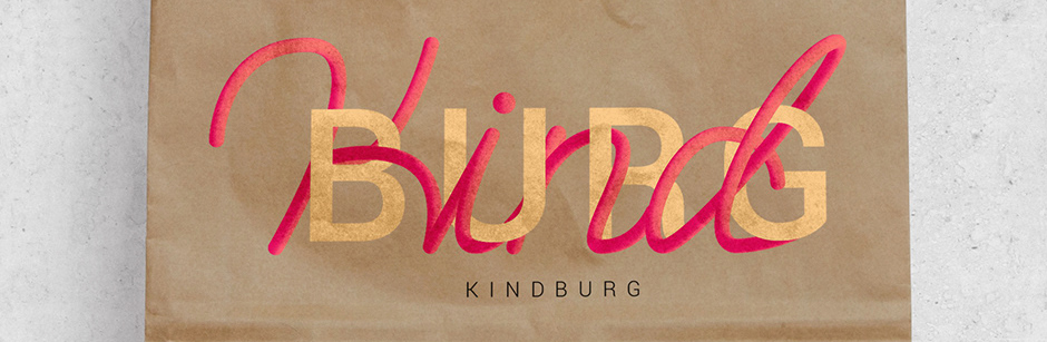 Logo for Kindburg
