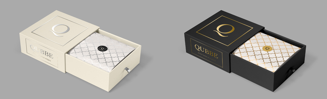 Qubbe - Branding