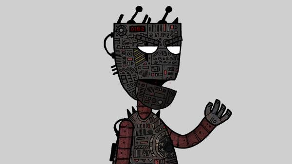 adobe puppet template robot