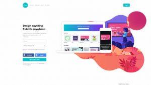 Online Social Media Graphic Makers: Canva