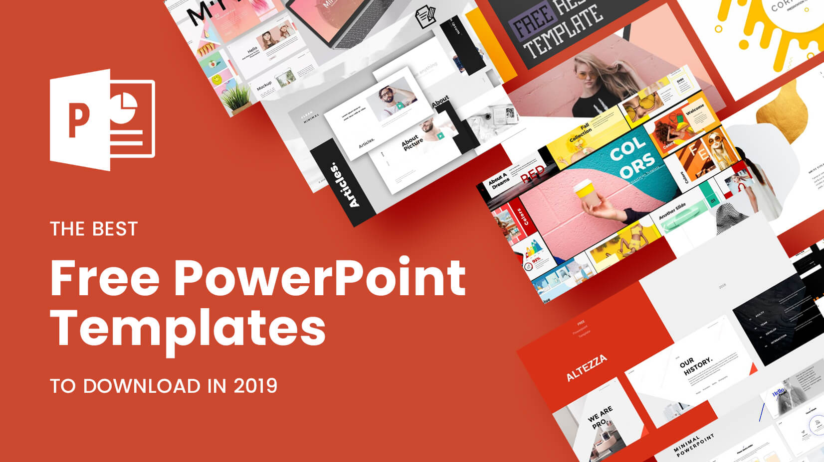 Desenhos Gratuitos Para Baixar: The Best Free PowerPoint Templates To Download In 2019