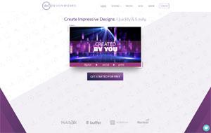 Online Social Media Graphic Makers Design Wizard