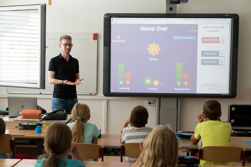 Technologies in the classrooms