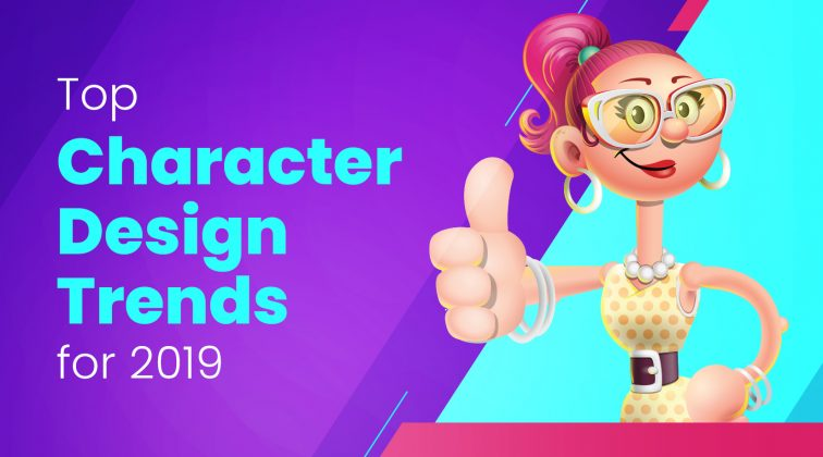 Top Character Design Trends for 2019: Bold & Impressive