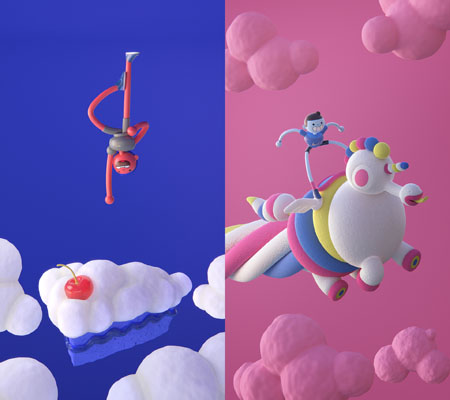 character design trends 3D