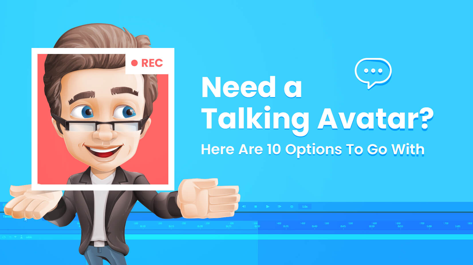 Need a Talking Avatar? Here Are 10 Options To Go With