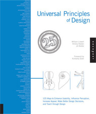 Unicersal Principles of Design Book Cover