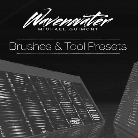 Free Wavenwater Photoshop Brushes