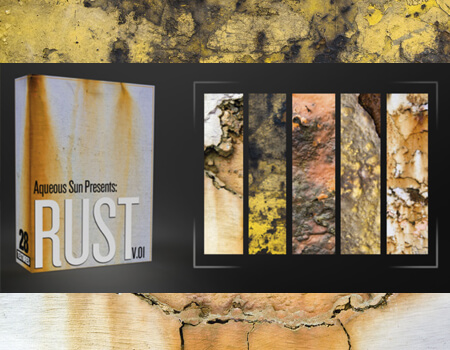 Free Rust Textures by Aqueous Sun