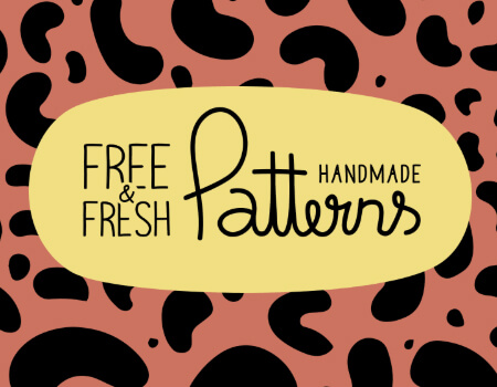7 Free Fresh Handmade Patterns