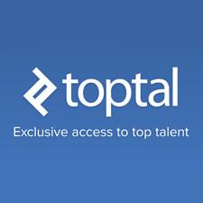 Hire freelance designer toptal logo