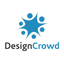 Hire freelance designer design crowd logo