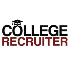 Hire freelance designer college recruiter logo