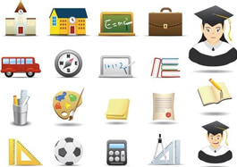 EDUCATIVE ICON PACK