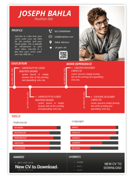 resume-Powerpoint-templates-One-Page-Resume-CV-01