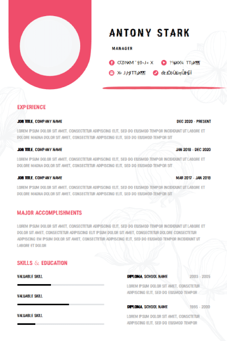 resume-Powerpoint-templates-One-Page-Resume-CV-05