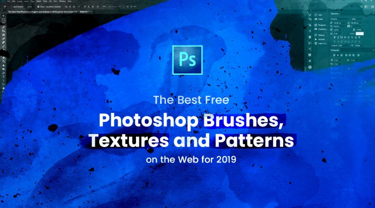 The Best Free Photoshop Brushes, Textures and Patterns on the Web
