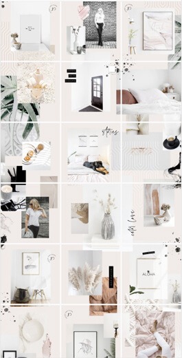 Awesome Instagram Layout Ideas And Examples Graphicmama Blog