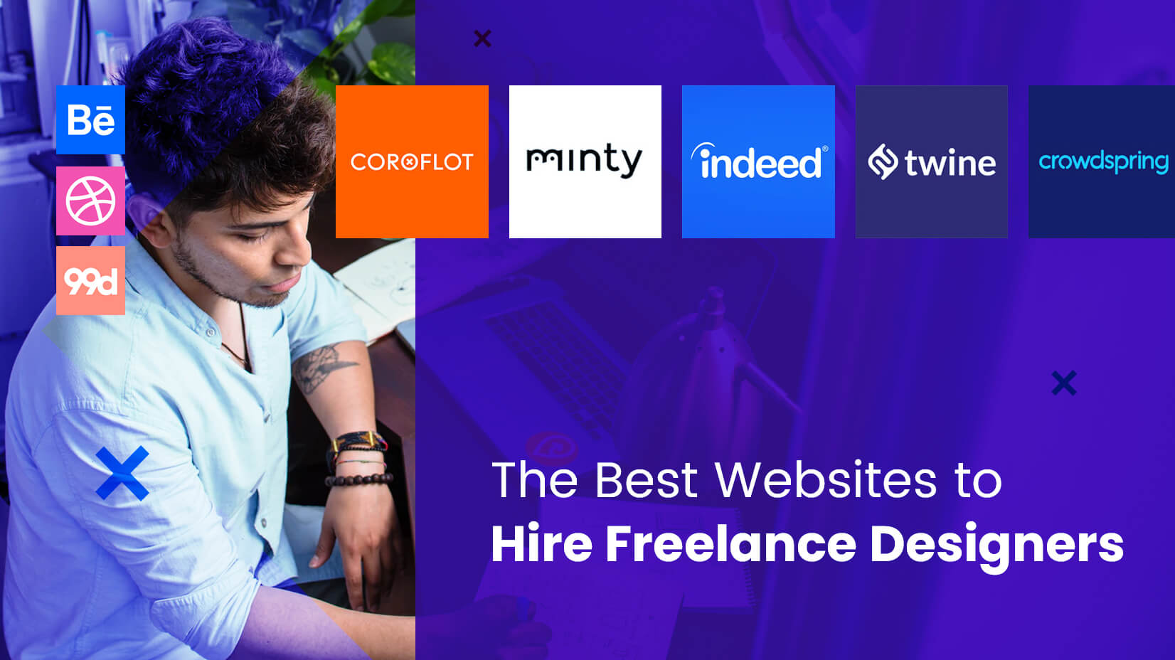 The Best Websites to Hire Freelance Designers