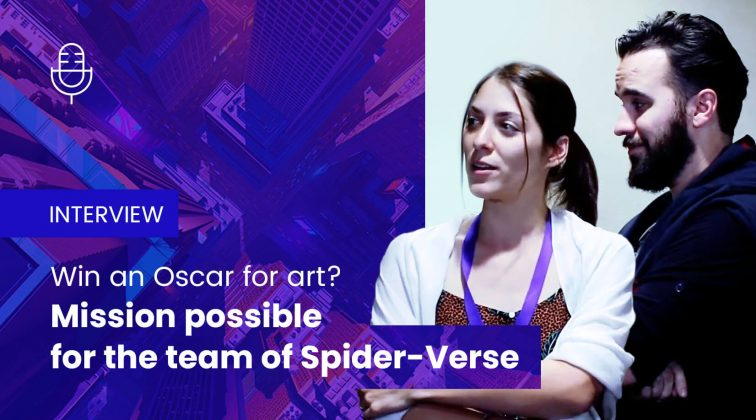 Win an Oscar for art? Mission possible for the team of Spider-Verse [Interview]