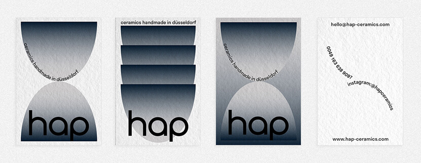 Graphic Design Trends 2020 - Shapes from Text