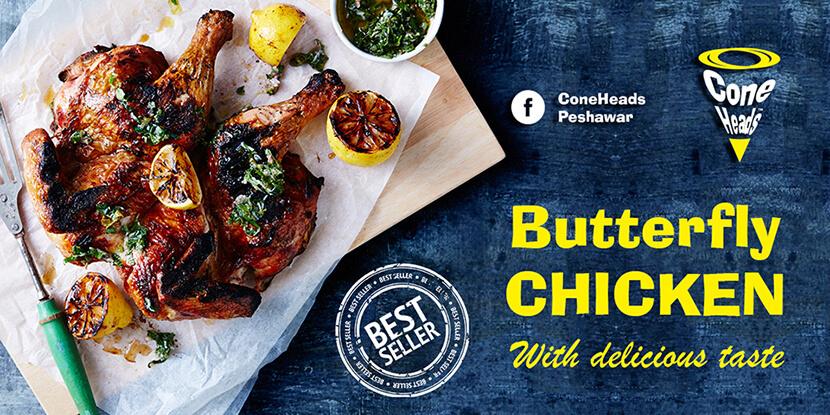 restaurant social media ad banner