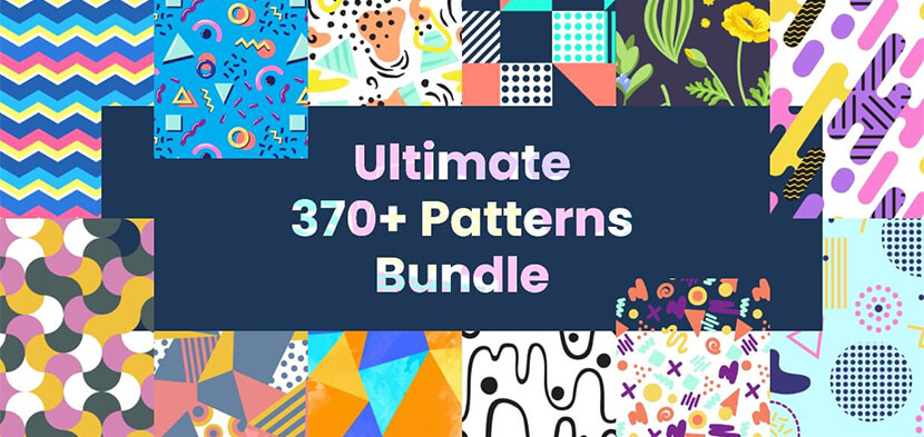 Seamless Pattern Designs - ultimate bundle