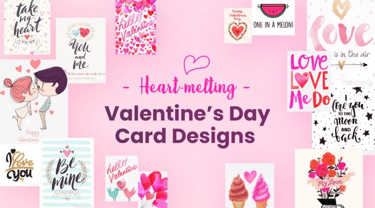 Beautiful Valentine's Day Card Designs