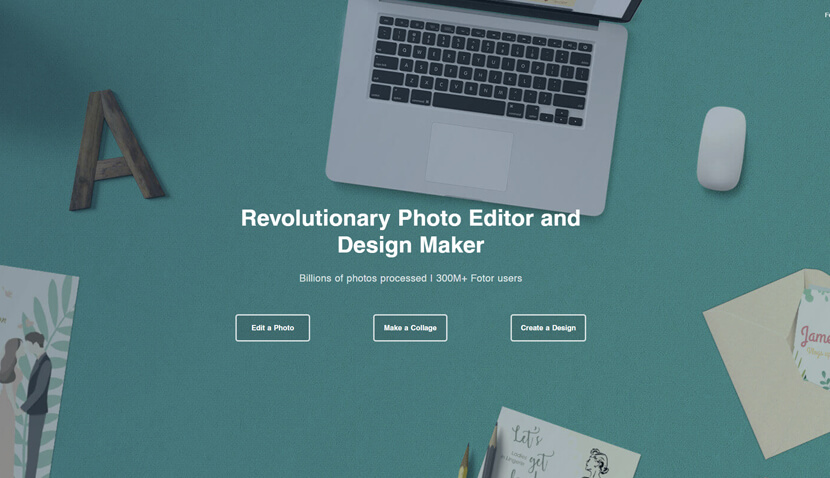 Fotor - online graphic maker