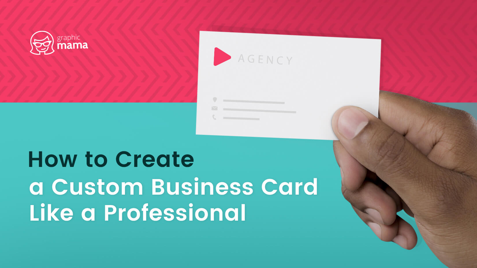 How to Create a Custom Business Card Tutorials