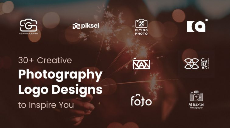 30 Creative Photography Logo Designs