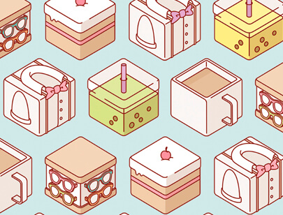 Amazing Isometric illustration styles - Fast Company illustration