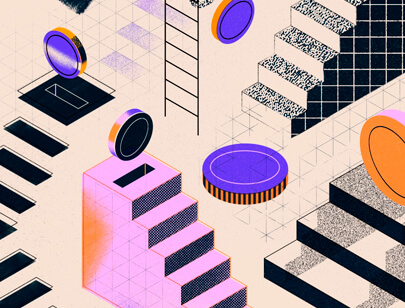 Amazing Isometric illustration styles - Revenue-Sources-illustration