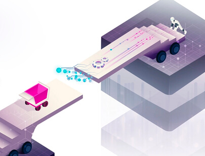 Amazing Isometric illustration styles - Optimizing-Conversation