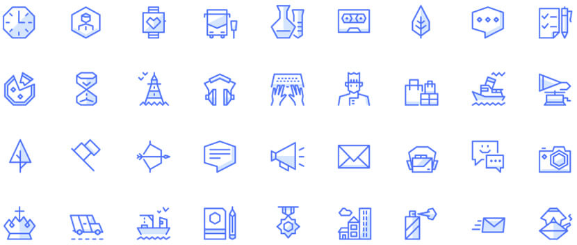 ego icons free icon pack