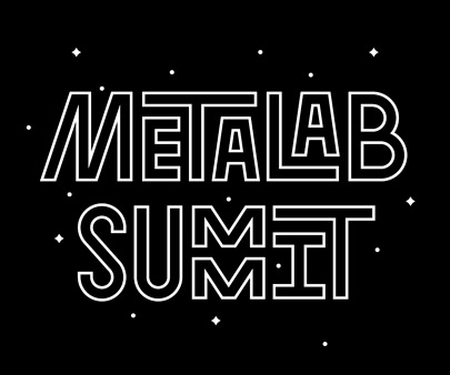 StellarLab - creative line art typography design inspirational example