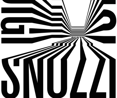 typographic poster - creative 3D typography design example