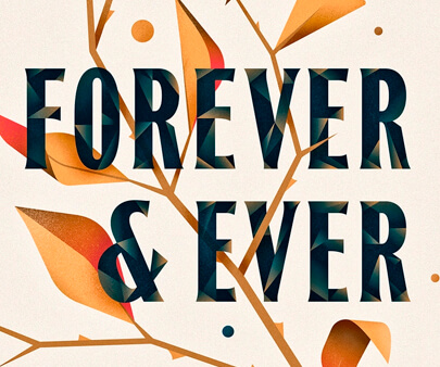 Forever Ever - interactive creative typography design inspiration example